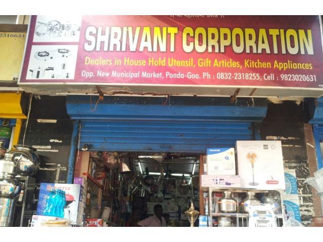 Shrivant Corporation