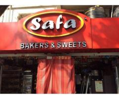 Safa Bakers and Sweets