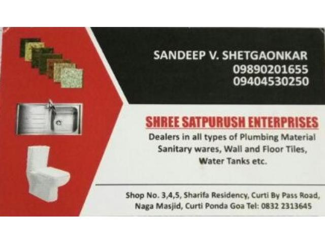 Shree Satpurush Enterprises