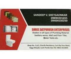 Shree Satpurush Enterprises