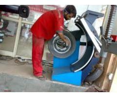 shree Chamundi Tyre service