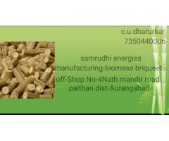 Biomass Briqueet