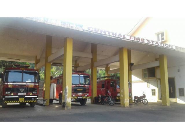 PONDA FIRE STATION