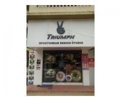 Triumph Sports Wear