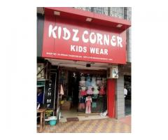 Kids Corner (Exclusive Kids wear)