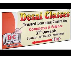 Desai Classes