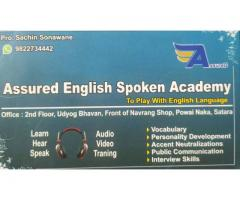 Assured English Spoken Academy