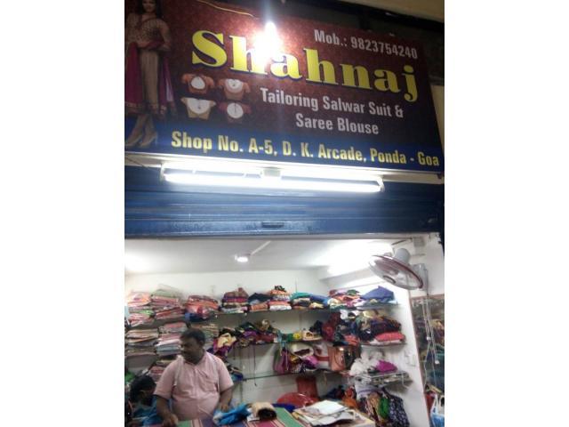 Shahnaj ladies Tailor