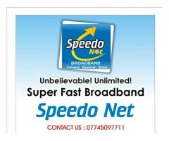 Speedo Net Broadband