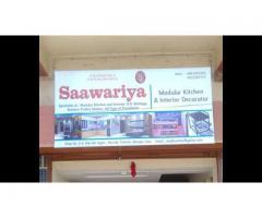 Modular kitchen & Interior Decorator (Saawariya)