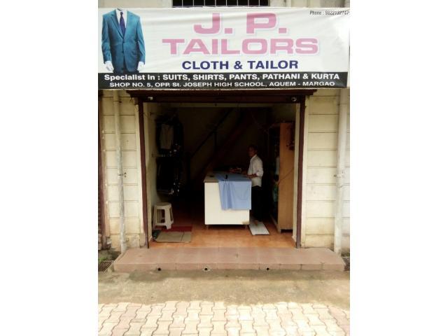 J.P Tailors