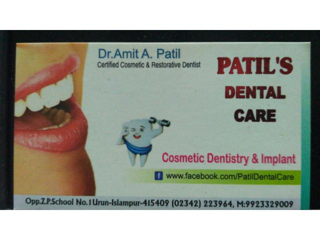Patil's Dental Care