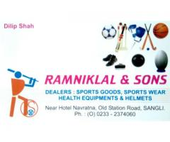 Ramniklal And Sons