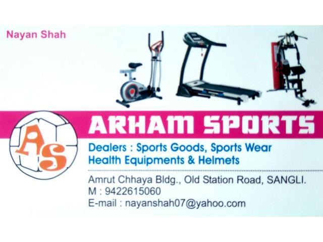 Arham Sports