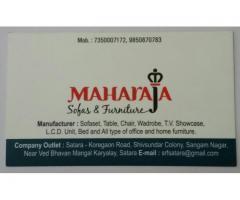 Maharaja Sofas and furniture