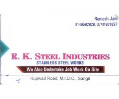 R. K. Steel Industries