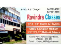 Ravindra Classes