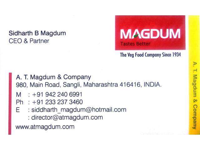 Magdum Tea