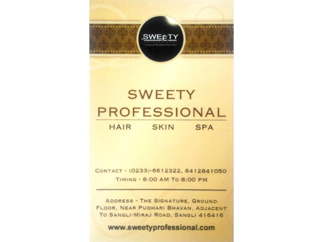 Sweety Professional
