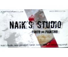 NAIK'S STUDIO