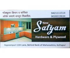 New Satyam  Hardware and Plywood