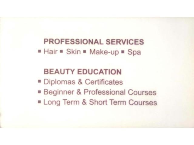 Pearl Beauty Salon & Institute