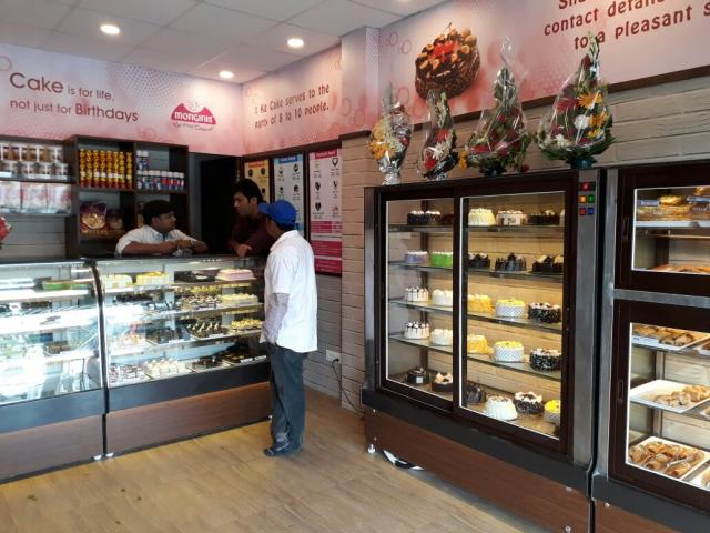 Monginis Cake Shop Satara Excelcity India