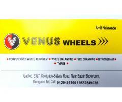 VENUS WHEELS