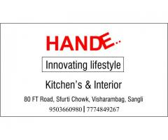 Hande Kitchen and Interior