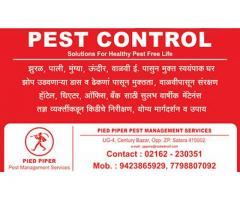 Pied Piper Pest Management Services
