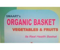 Smart's organic basket