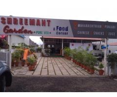 Shreemant Garden - A Food Corner