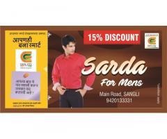 Sarada For Mens