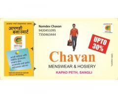 Chavan Menswear and Hojiary