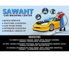 Sawant Car Washing Center