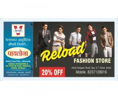 Reload Fashion Store