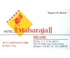 Hotel Maharaja Deluxe
