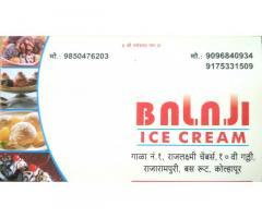 Balaji Ice Cream