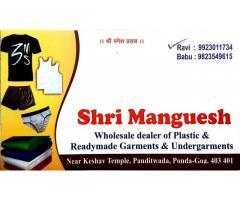 Shri Manguesh