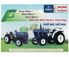 RK Tractors