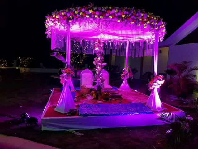 Mangalam Decoration