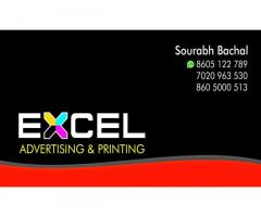Excel Advertising And Printing