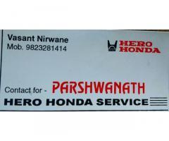 Parshwanath Honda Service