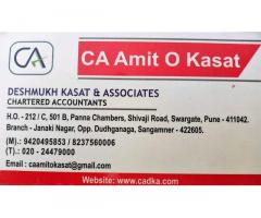 CA Amit Kasat