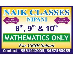 Naik Classes