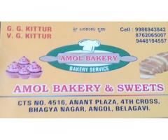 Amol Bakery & Sweets