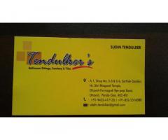 Tendulker's Sanitary And Tiles