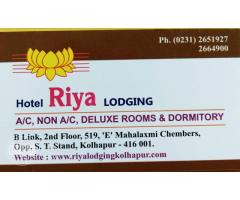 Hotel Riya lodging