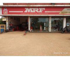 MRF Franchise Tyres