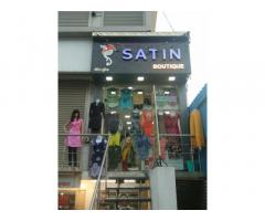 Satin Boutique